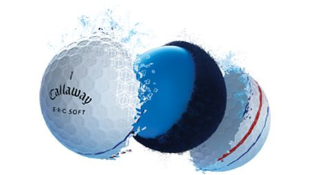 Callaway's Longest Golf Ball with Soft Feel