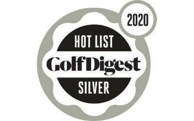 2020 Golf Digest Hot List Silver