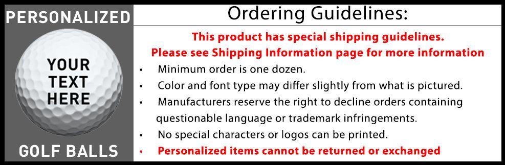 Ordering Guidelines