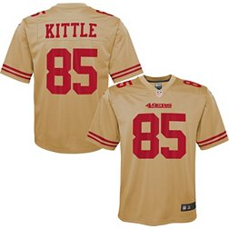 49ers black jersey youth