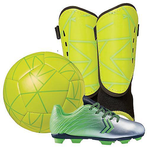 DSG Youth Soccer Shin Guard Starter Kit