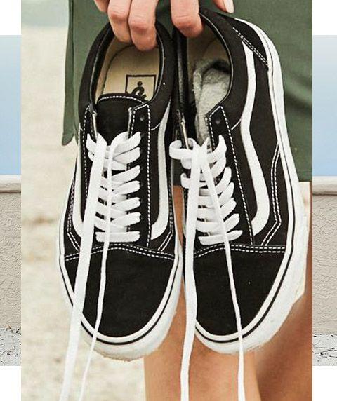 VANS footwear.
