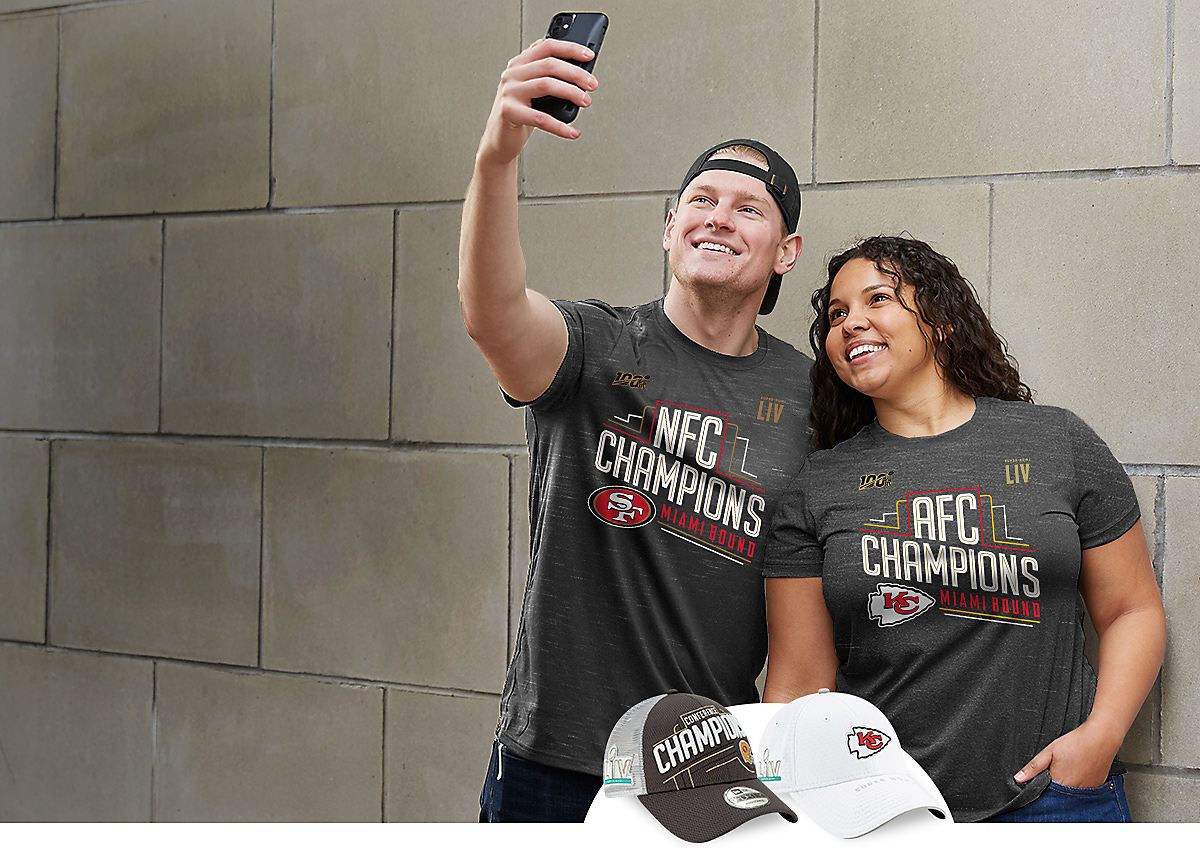 Shop Super Bowl Merchandise at DICK'S Sporting Goods
