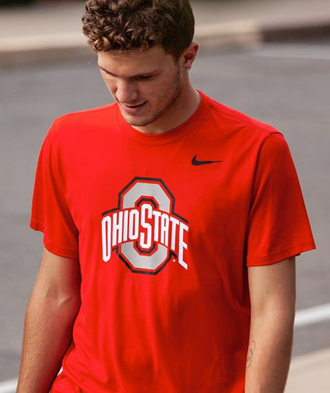 Image features Nike NCAA Gear.