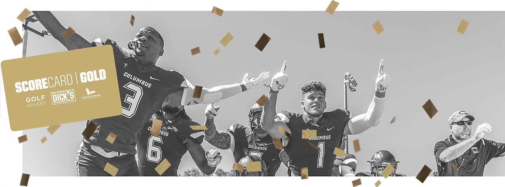 ScoreCard Gold.
