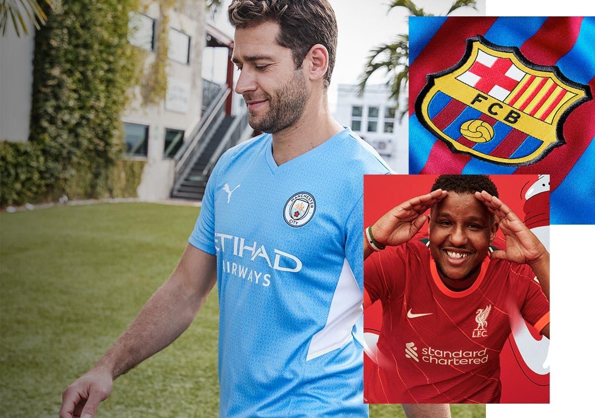 Soccer Jerseys, Gear & Apparel