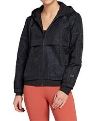 Carrie's Favorite - Womens Jacquard Run Jacket