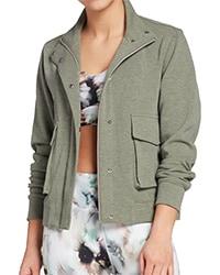 Carrie's Favorite - Womens journey cargo jacket