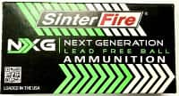 Sinterfire Ammunition